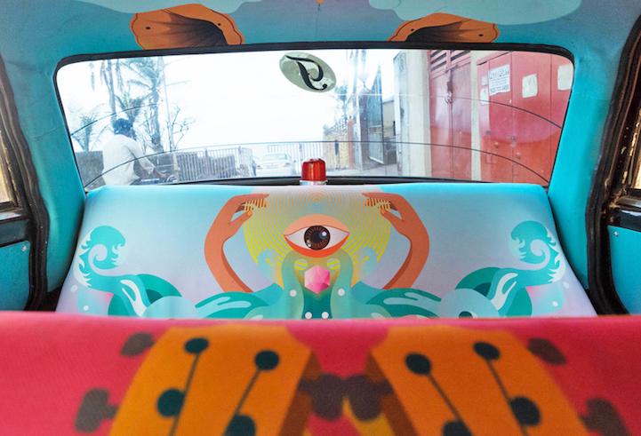 Projeto Taxi Fabric