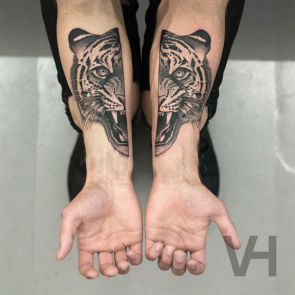 tatuagens-simetricas-natureza-pontilhismo-5