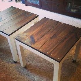 Relooker Une Table Lack De Chez Ikea 15 Idées Laissez