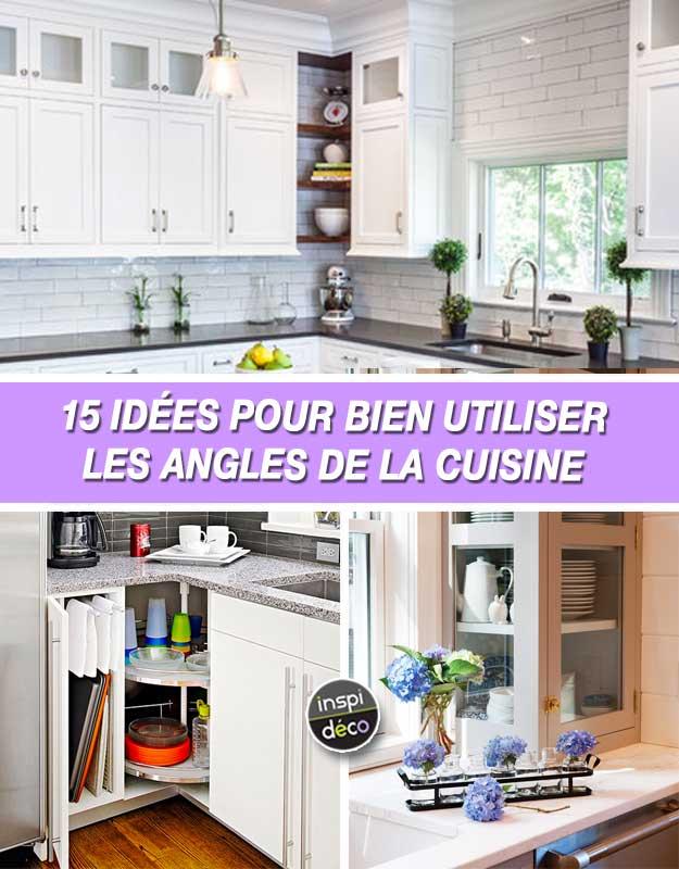 optimiser une petite cuisine en