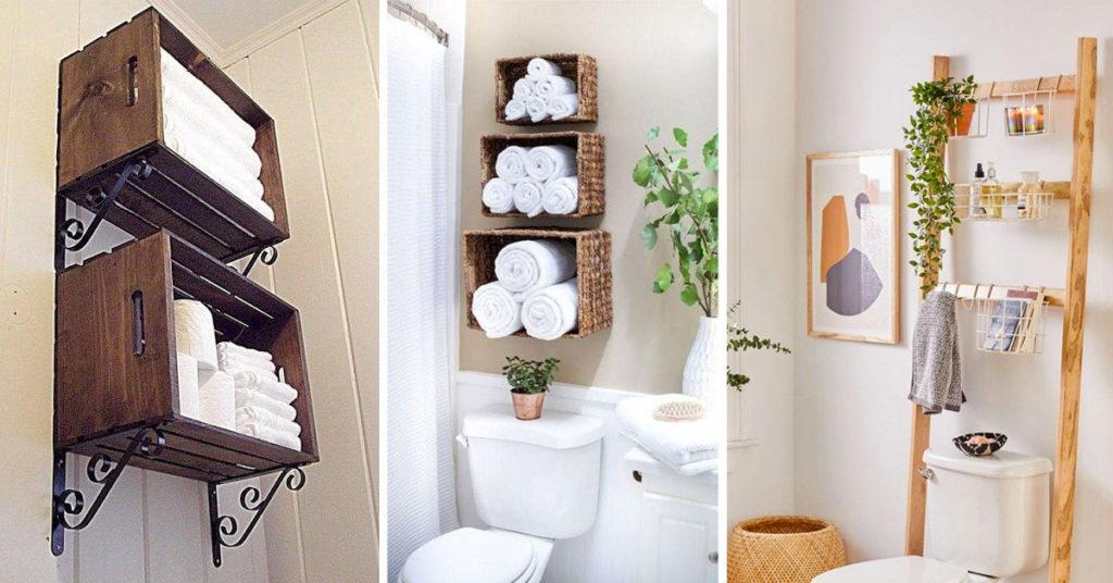 15 Idees Diy Pour Decorer La Salle De Bain Inspirez Vous Inspideco