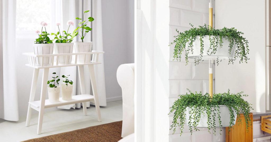 Porte Plantes Ikea 10 Idees Pour Une Touche Green Originale