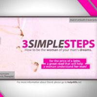 3 simple steps