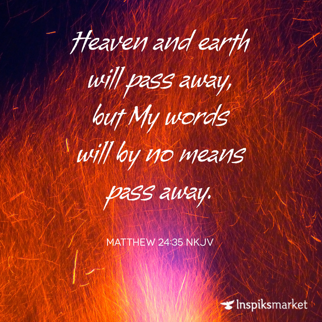 Never Pass Away