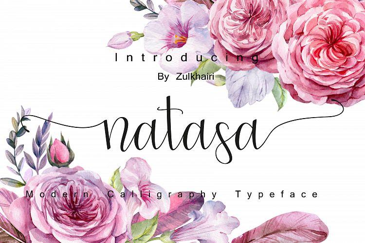 natasa-script-font