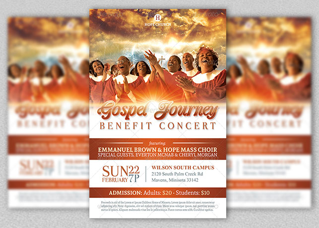 Inspiks Market  Benefit Flyer Templates