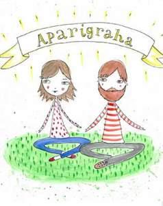 yama aparigraha