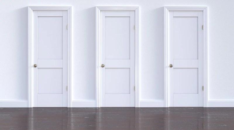 Moderní interierové dveře