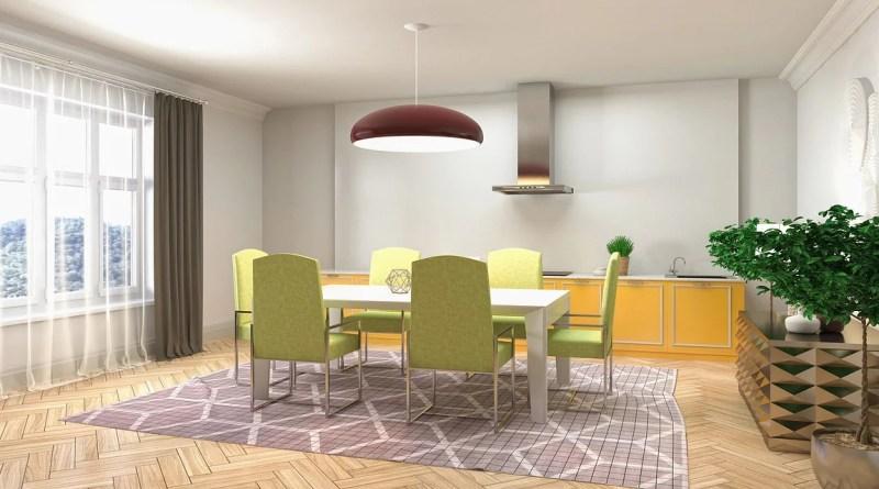 Kitchen Interior Design D Rendered  - tungnguyen0905 / Pixabay