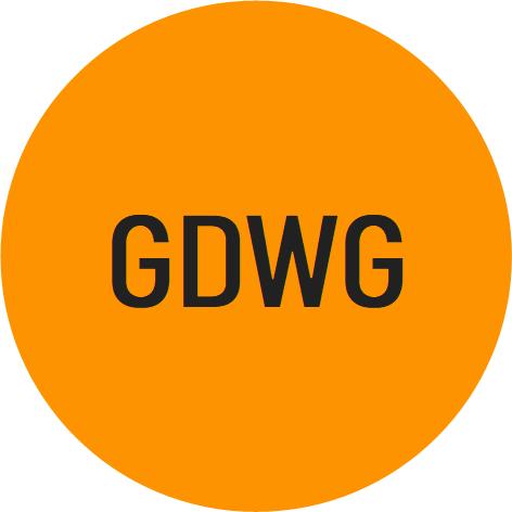 GDWG logo