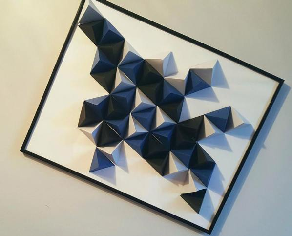 Papierowe trójkąty