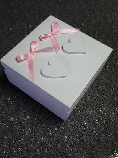 Pudełko na obrączki