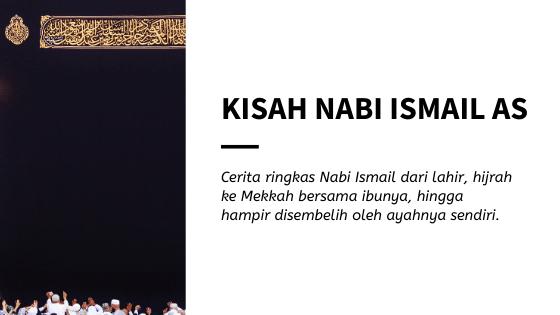 Kisah Nabi Ismail