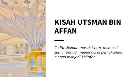 Kisah Utsman bin Affan