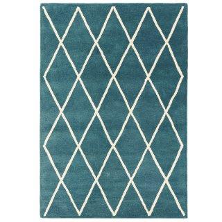 tapis design bleu large choix de