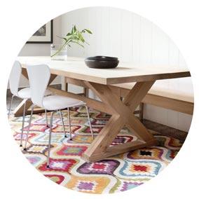 quel tapis choisir pour votre salle a