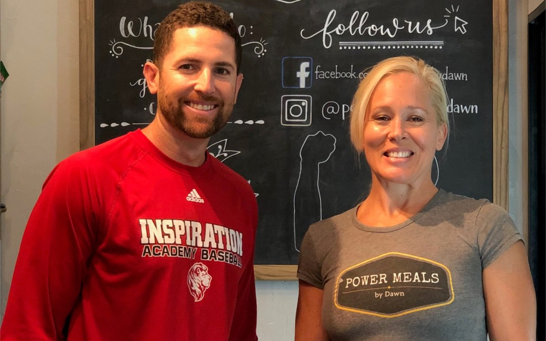 IA Athletics Partners With Power Meals By Dawn
