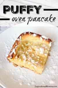 Puffy Oven Pancake