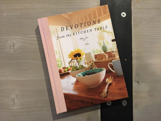 affiliate links included below so you can shop for these awesome devotional books if you purchase them through my links i do receive a small commission - Kitchen Table Review