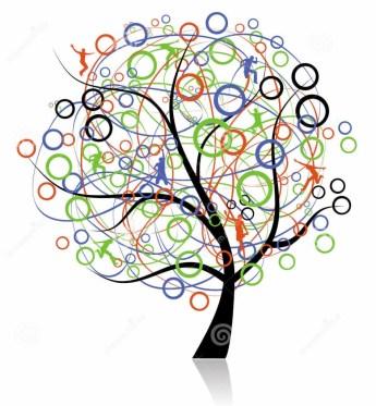 web-tree