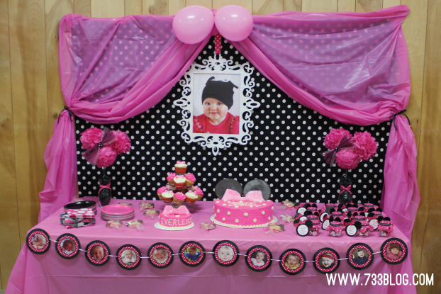 Minnie Mouse 1st Birthday Party Inspiration Made Simple