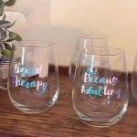 Diy Sassy Wine Glasses Inspiration Made Simple