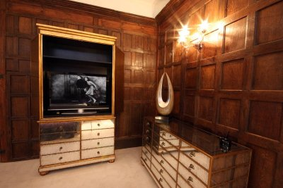 AV Retrofitted into Furniture