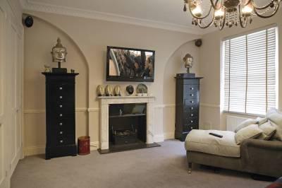 Bedroom AV System