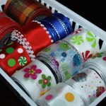 how to organize ribbon