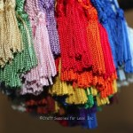 Bookmark Tassels all colors