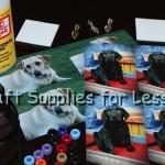 Photo Bookmark Supplies