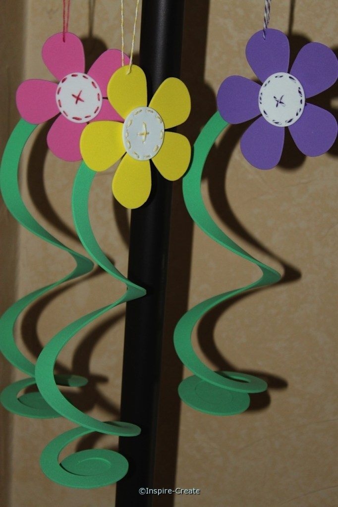 hanging flowers for parties