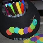 Hungry Caterpillar Craft for Kids