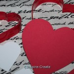 Easy Heart Cut-outs with Craft Foam and Cookie Cutters