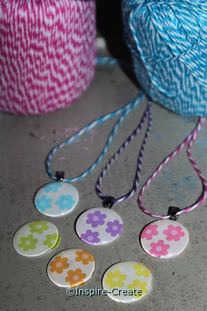 Flower-gem-necklaces-done-bakers-cotton-thread