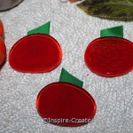 Tutorial on How to Make Pumpkin Bubble Magnets