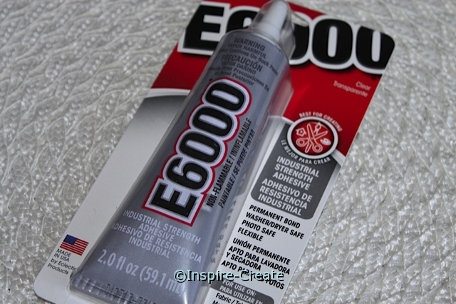 E6000 Clear Adhesive*