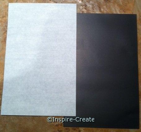 "5x8"" Adhesive Back Magnetic Sheet*"