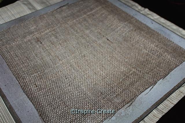 Burlap Fabric 12x12