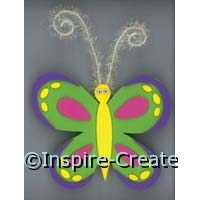 Foamies Butterfly Craft Kit*