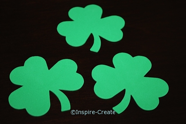 Shamrock Foam SHAPES (Bulk 90)*