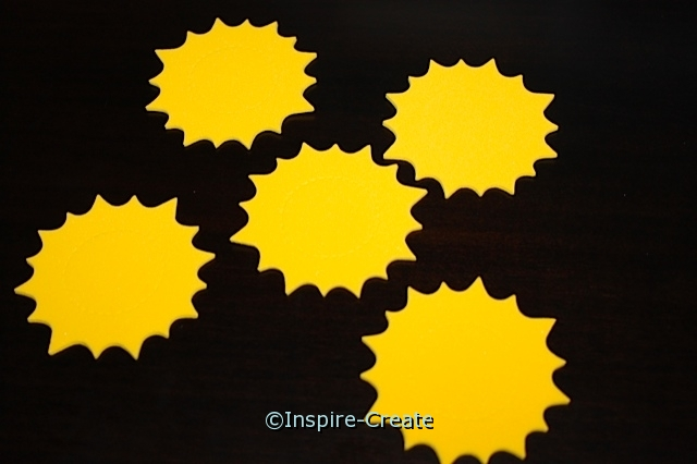 Sunshine Foam SHAPES Pack (Bulk 90) ~All Sales Final