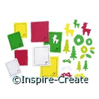 Foamies Holiday Stamp Stickers (240)*