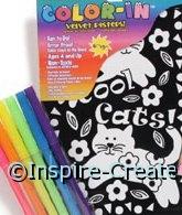 Cool Cats Velvet Poster Set*