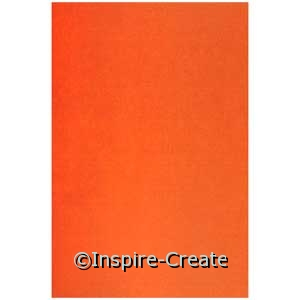 Orange 9x12 Soft Felt Sheets (24)*