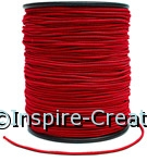 Red Matte Elastic (100 yds)*