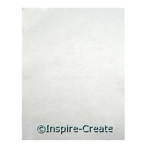 White 9x12 Soft Felt Sheets (24)*