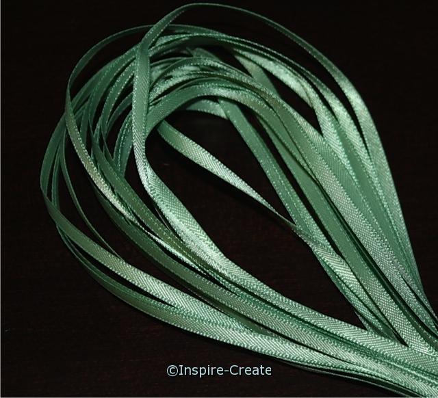 """Sea Foam Green 1/8"""" Ribbon (500 yds)*"""