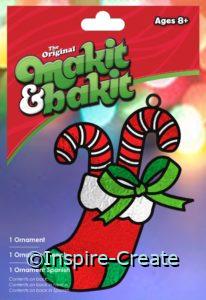 Makit Bakit Stocking Kit Makes 1