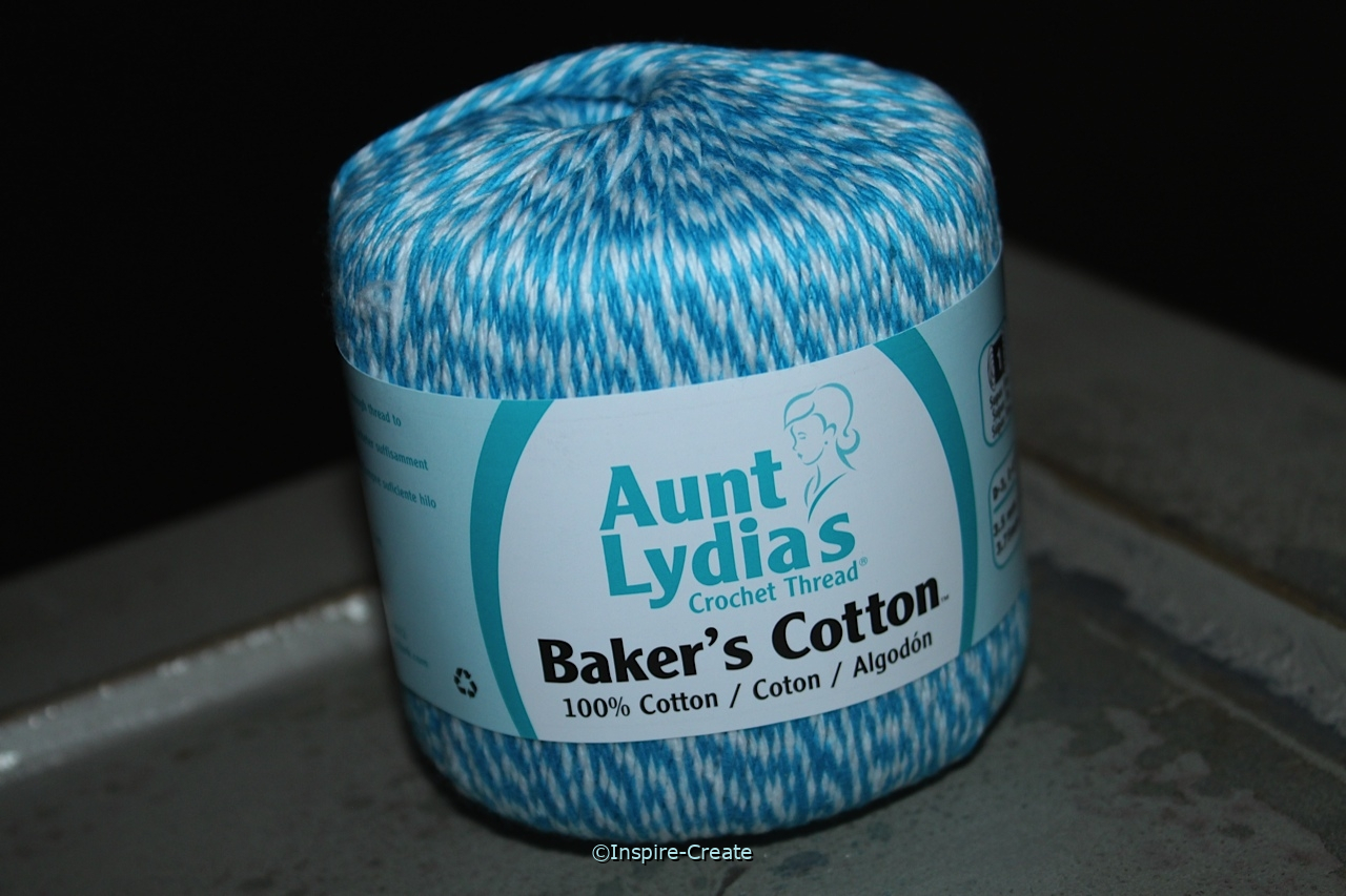 Turquoise Baker's Cotton (150 yds)*